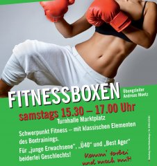 Neues Breitensportangebot der Westwacht: Fitnessboxen