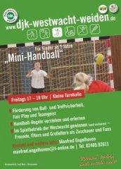 Handball für die Jüngsten