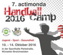 Actimonda Handball-Camp 2016