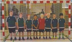 F-Jugend der HSG Würselen erfolgreich beim Turnier in Roetgen
